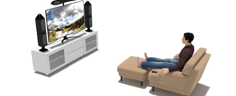 "New Tech Allows Deaf-Blind to ""Watch"" TV"
