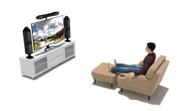 "New Tech Allows Deaf-Blind to ""Watch"" TV"