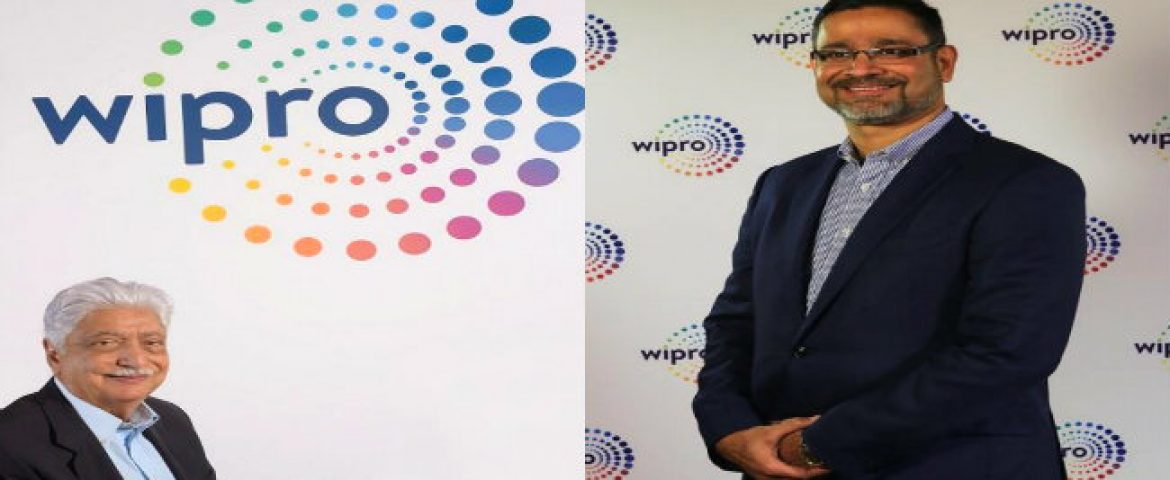 Wipro Unveiled its New Brand Identity, Launched New Logo