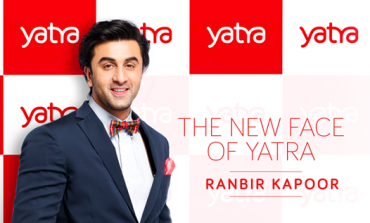 Yatra Appoints Bollywood Superstar Ranbir Kapoor as its Brand Ambassador