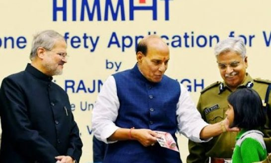 Delhi Police Relaunches Upgraded Version of Women's Safety App 'Himmat'