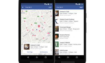 Facebook Expands its Find Wi-Fi Worldwide