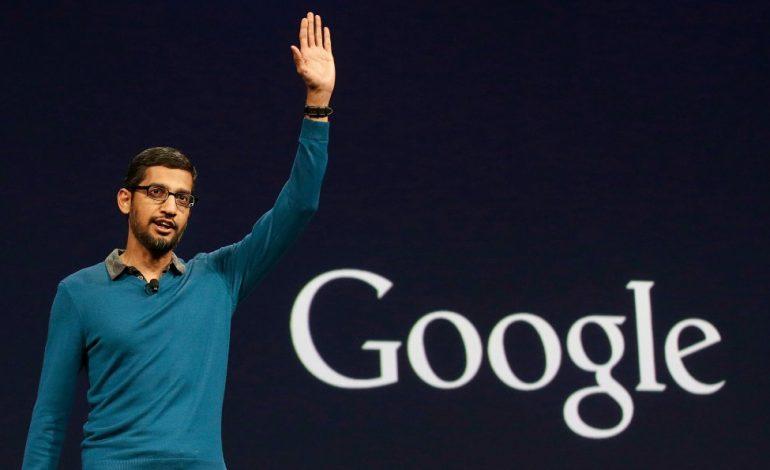 Google's CEO Sunder Pichai & Nasdaq Chairman to receive 2019 Global Leadership Award