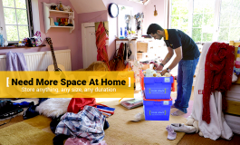 How To Solve Your Storage Problems With Your Space
