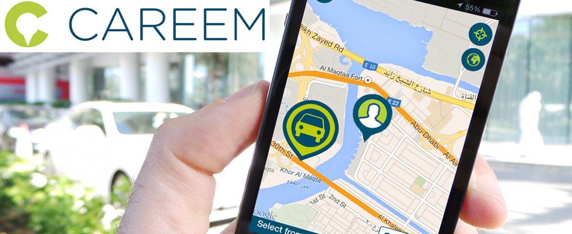 """China Giant DiDi Chuxing Backs Uber's Rival In Middle East """"Careem"""""""