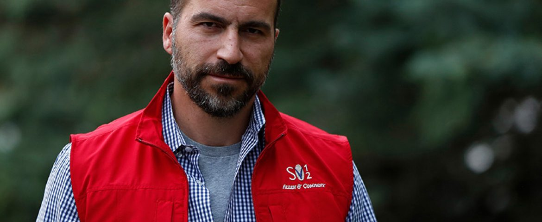 Dara Khosrowshahi, Chief Executive Of Expedia To Be Uber's New Chief Executive
