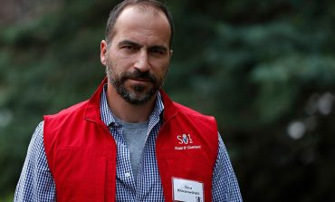 Dara Khosrowshahi, Chief Executive Of Expedia To Be Uber's New Chief Executive