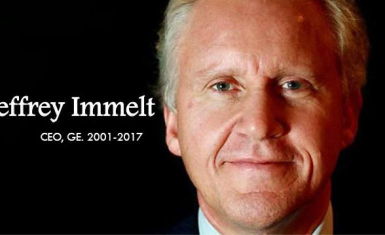10 Pearls Of Wisdom Shared By Jeff Immelt To His Employees