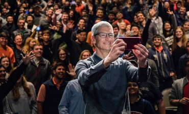Apple CEO Tim Cook Says He Is 'Bullish' About India