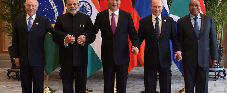 BRICS Countries Online Sale Surpassed $876 Bn In 2016 : Report