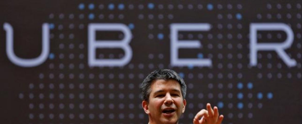 Uber's Kalanick Reignites Power Struggle, Names Two To Board