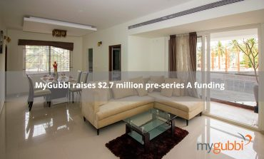 Home Decor Startup MyGubbi Raises $2.7 Mn Pre-Series A Funding
