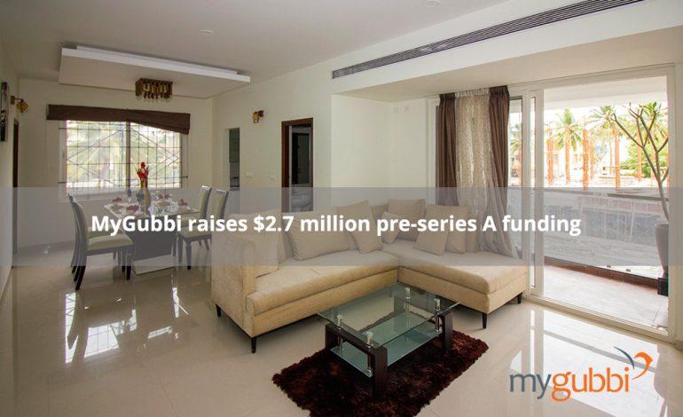 Home Decor Startup MyGubbi Raises $2.7 Mn Pre-Series A Funding