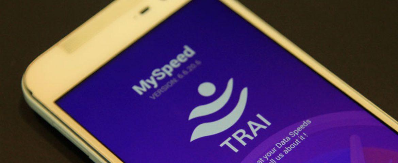 Telecom Regulator TRAI To Strengthen MySpeed, Mobile Data Measuring App