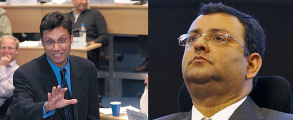 Breaking Nirmalya Kumar's Blog Post About Cyrus Mistry's Exit