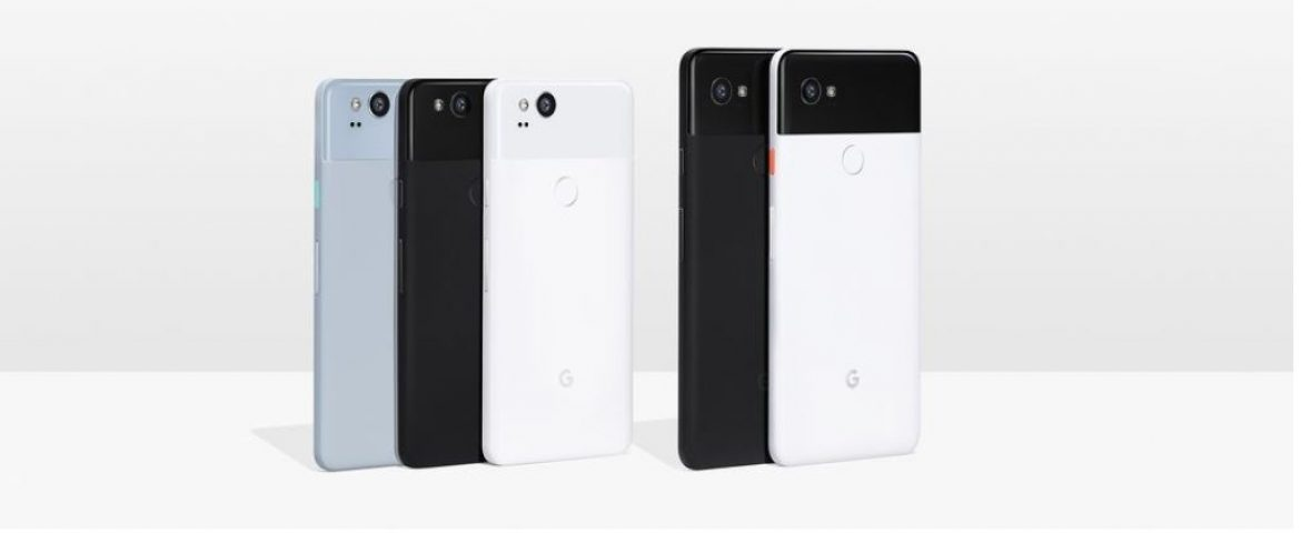 """Google Launches Its """"World's Best Camera Smartphone """""""