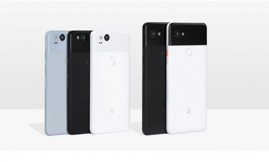 "Google Launches Its ""World's Best Camera Smartphone """