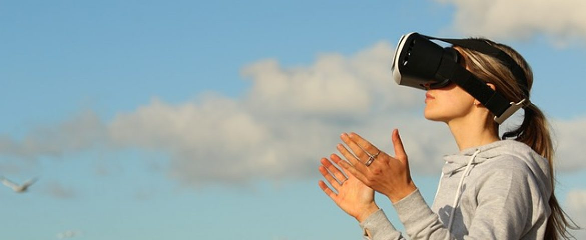 Now Interact in Virtual Reality Using Your Smile