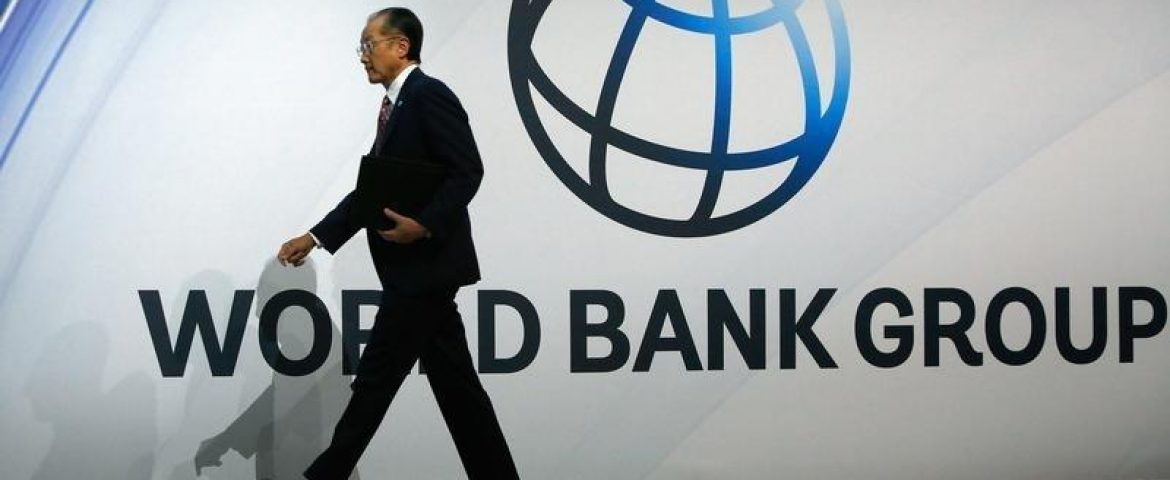 World Bank President Jim Yong Kim announces his departure
