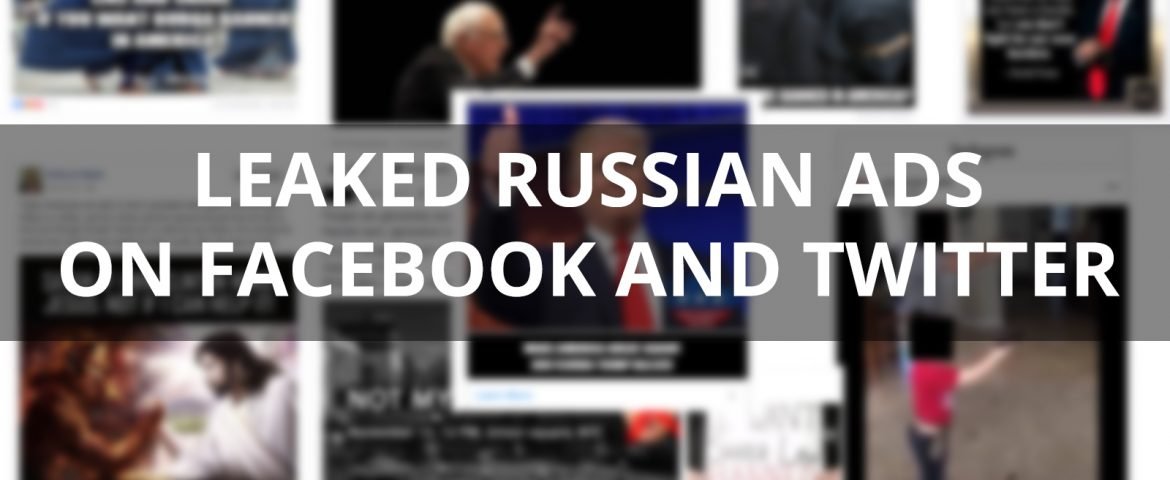 These Russian Ads Deceived Users on Facebook and Instagram- Leaked