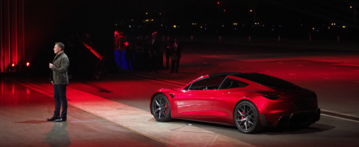 Tesla Unveils The New Fastest Production Car Ever Made | Pixr8