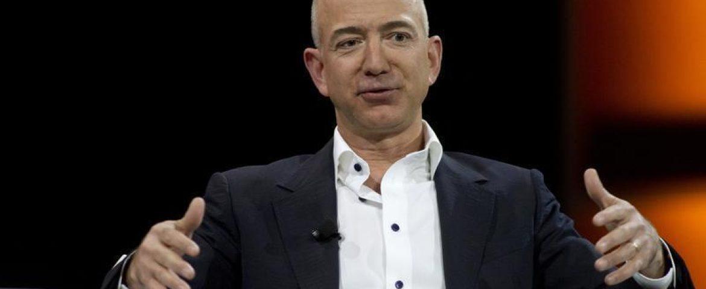 Jeff Bezos Net Worth Surpasses $100B, After Bill Gates