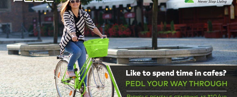 Zoomcar Launches Bike-Sharing Service in Mumbai Metropolitan