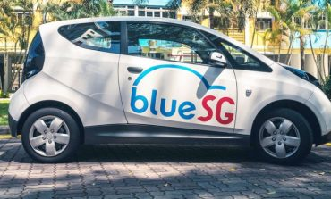 Singapore's Electric Car-Sharing Programme Hits The Road