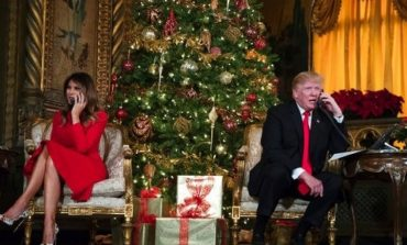 Trump's Christmas Wish: 'We've Got Prosperity, Now We Want Peace'
