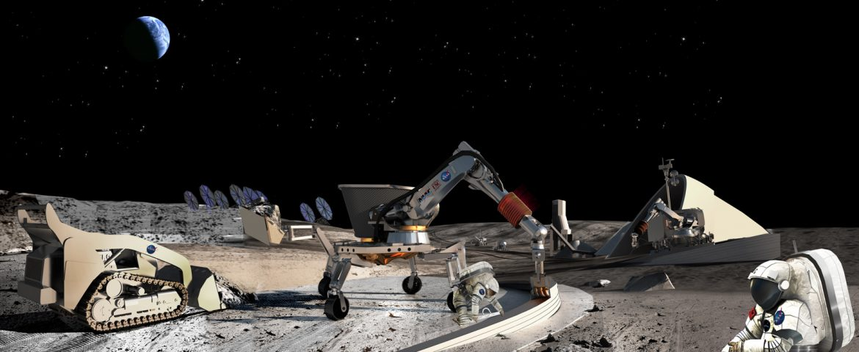 China To Establish Robot Station On Moon