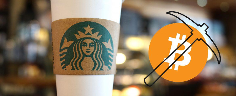 Starbucks' WiFi Was Hijacking Customer's Laptop To Mine Cryptocurrency