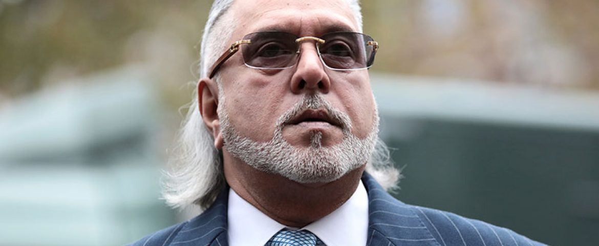 India Asks UK Court To Extradite Vijay Mallya On Fraud Charges