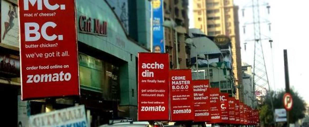 "After Facing Outrage On Social Media, Zomato Takes Down ""Offensive and Sexist"" Outdoor Ad Campaign"