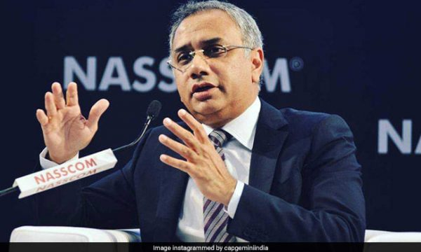 Digital Business Now a Critical Element of the Market: Infosys CEO