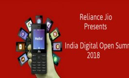 Reliance Jio to Host India Digital Open Summit on January 19