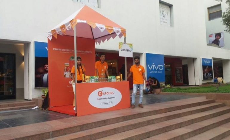 Grofers Looking to Raise $65 Million Fresh Funding But....
