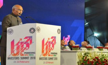 When Indian President Played Cricket at UP Investors Summit