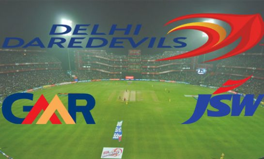 JSW Now 50% Partner in Delhi Daredevils