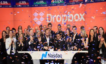 Dropbox Dominates Share Market as Valuation Soared After IPO