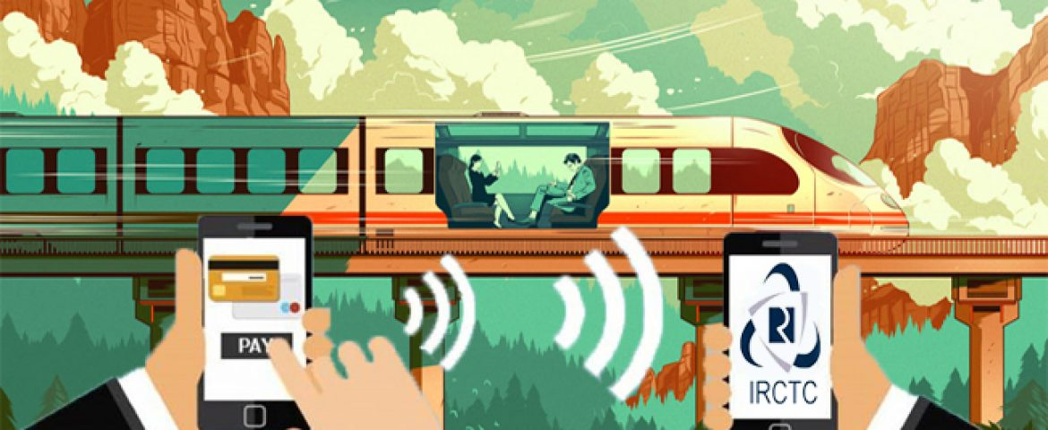 IRCTC to Launch its Own Payement Gateway Soon