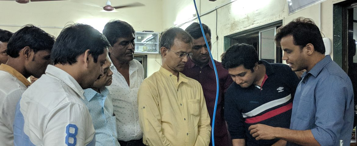 These IIT-Bombay Alumni Selling 2000 Fans Monthly, Also Tie-up With Tata Powers
