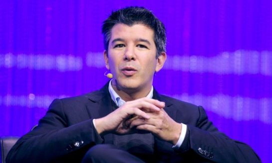 Uber Co-Founder Travis Kalanick Buys Out Firm and Becomes CEO