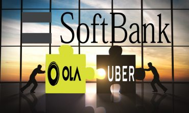 SoftBank Encouraging Uber to Merge Operations with Ola