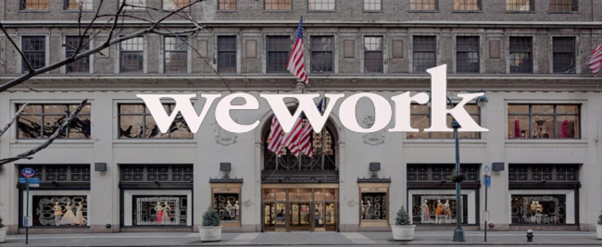 WeWork Coworking Acquisitions & Its Growth