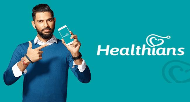 Yuvraj-Singh-Backed-Healthians-Raises-New-Funding