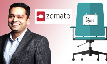 Zomato Co-Founder Steps Down after a Decade