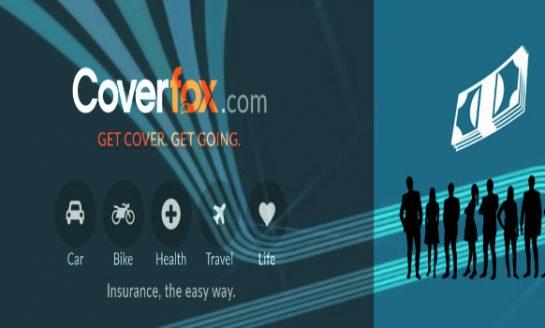 Insurance-Tech Startup Coverfox raises $22 Mn in Series C Funding