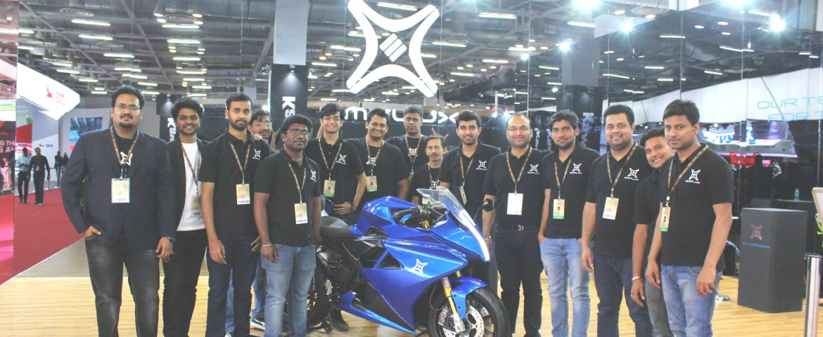 India's First Electric Bike Company Raises 2 Crore Funding