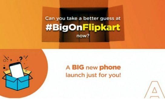 Flipkart's 'Big' Announcement Highlights: Smartphone, Tie-up & Mobile Launch