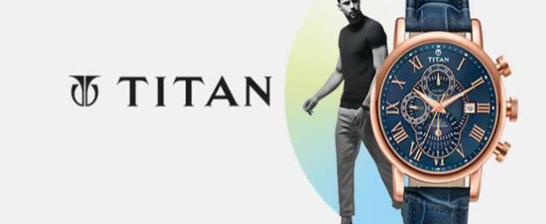 Titan Sets 50000 Crore Gross Revenue Target